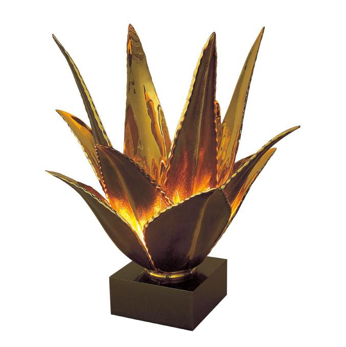 Lampe Aloes