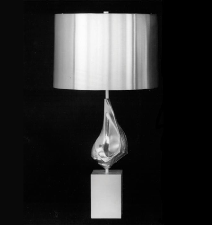 Lampe coquillage